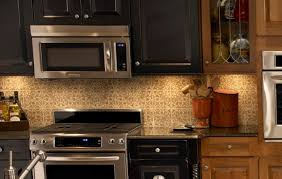 elegant kitchen backsplash ideas kitchen contemporary kitchen backsplash ideas with dark cabinets