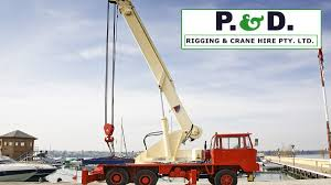 p u0026 d rigging u0026 crane hire pty ltd crane hire 29 35 cahill st