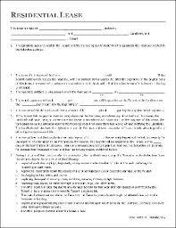 free printable lease agreement apartment free printable residential lease agreement free lease rental free