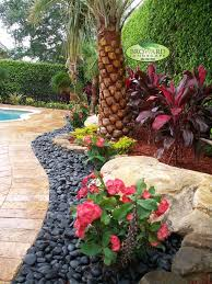 Landscaping Company In Miami by Front Yard Landscape Tropical Landscape Miami By Broward