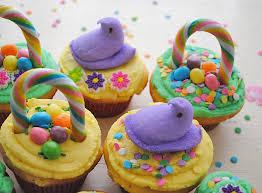 peeps easter basket how to make easter basket cupcakes 5 minutes for