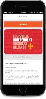 egift card louisville independent business alliance egift card