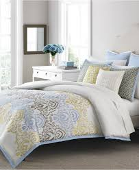 Martha Stewart Duvet Covers Martha Stewart Cape May 10 Pc Queen Comforter Set Bedding Retail