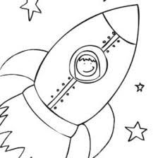 rocket ship coloring book water music contemporary