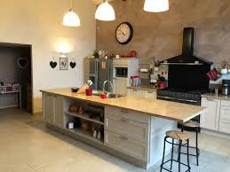 cuisine avec piano de cuisson cuisine moderne avec piano de cuisson inspirant amenagement chambre