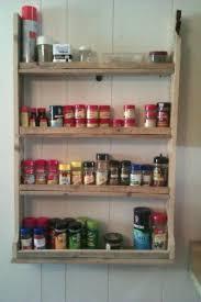 kitchen spice cabinet spice rack shelf ideas wood pallet kitchen wooden ikea drawer