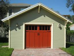 single car garage designs two story one apartment historic shed
