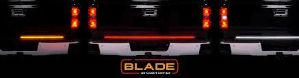 Truck Bed Light Bar Blade Led Tailgate Light Bar By Putco