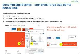 compress pdf below 2mb document image guidelines document guidelines file names size