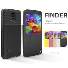 samsung galaxy s5 design baseus samsung galaxy s5 finder dot design s view faux leather