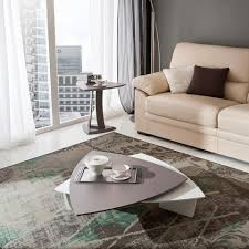 furniture swivel coffee table designer coffee tables mod
