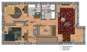 most efficient floor plans wksu energy efficient home heats without a furnace