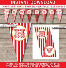 best 25 birthday banner template ideas on pinterest free