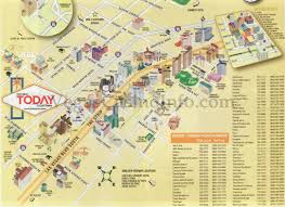 Wynn Las Vegas Map by Las Vegas Main Strip Map Virginia Map