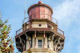 decorative lighthouses for in home use touring the historic homes of staten island u0027s lighthouse hill