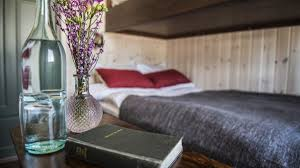 fjellborg arctic lodge luxury hotel in swedish lapland jacada