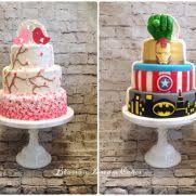 superheroes wedding cake 42 cakes cakesdecor