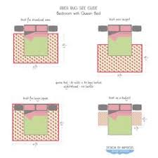 Area Rug In Bedroom Area Rug Size Guide King Bed Rug Size Guide Area Rug Sizes And