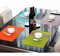 Dining Room Table Protector Home Design Ideas And Pictures - Dining room table placemats