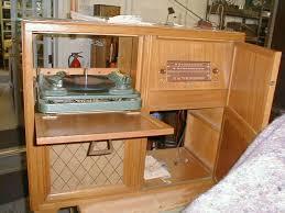 Philco Record Player Cabinet Philco Radio Photos