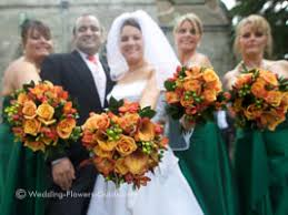 fall bridal bouquets ideas for choosing your bridesmaids bouquets