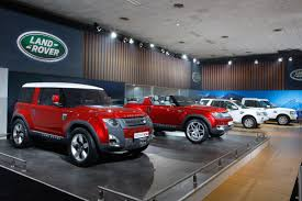 Land Rover Defender Concept 100 Picture 62735