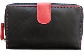 buy safari slim ladies leather purse style 1030 46 in cheap price