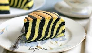zebra ogura cake recipe with video rice u0027n flour