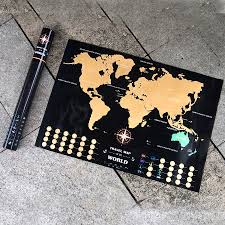 World Map Wall Decor by Compare Prices On Wall Decor Gold Online Shopping Buy Low Price