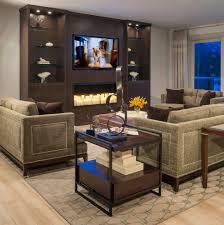 custom built entertainment center ideas living room traditional