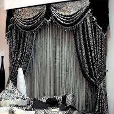 living room curtains with valance kells us