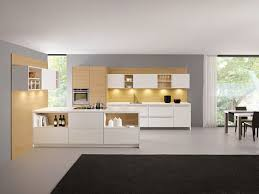 cuisine avec presqu ile cuisine leicht gamme kanto guérande 44 le bihen cuisine