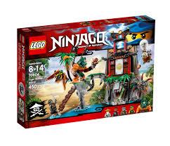 lego ninjago tiger widow island 70604 toys