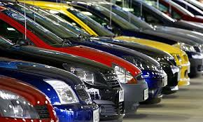 economic research used car sales
