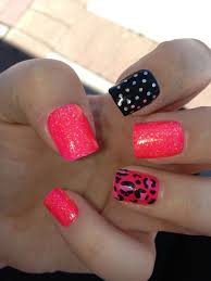exceptional nail salons nearby 8 pretty pink nails designs for