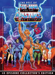 Capitulos de la Serie He-Man de los 80´s (130/130)