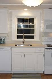 houzz kitchen backsplash ideas grey with white subway regard to