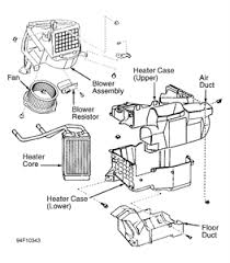 solved heater blower fuse location for 1997 toyota fixya