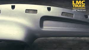Dodge 3500 Truck Parts - lmc truck dodge dash pads youtube