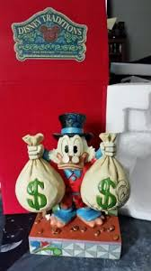 a wealth of riches scrooge disney traditions jim shore