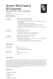 Management Consulting Resume Examples by Retail Sales Consultant Resume Samples Visualcv Resume Samples