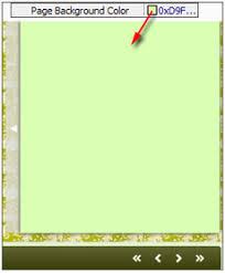 Flip Printer Manual Template Settings Flipbuilder Com Pages Background Color