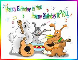 happy birthday singing happy birthday singing cards happy birthday song clipart 14
