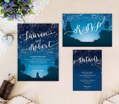blue wedding invitations blue wedding invitations lemonwedding