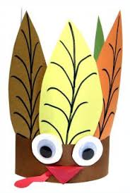 turkey headband preschool thanksgiving costumes lovetoknow