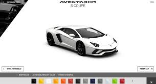 build your lamborghini aventador how would you spec your lamborghini aventador s