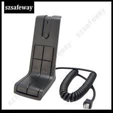 microphone de bureau microphone de bureau pour motorola mobile radio base station gm300