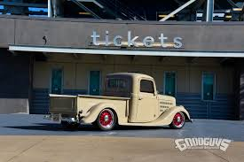 Classic Ford Truck Tires - 1936 ford pickup a new life for an old ford photo gallery
