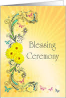 blessing invitation blessing ceremony invitations from greeting card universe