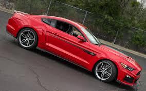 Black Roush Mustang 2017 Roush Mustangs Galloping Into Dealerships Now